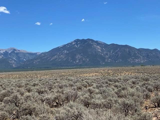 000 Camino Ovejeros, El Prado, NM 87529 (MLS #105702) :: Page Sullivan Group