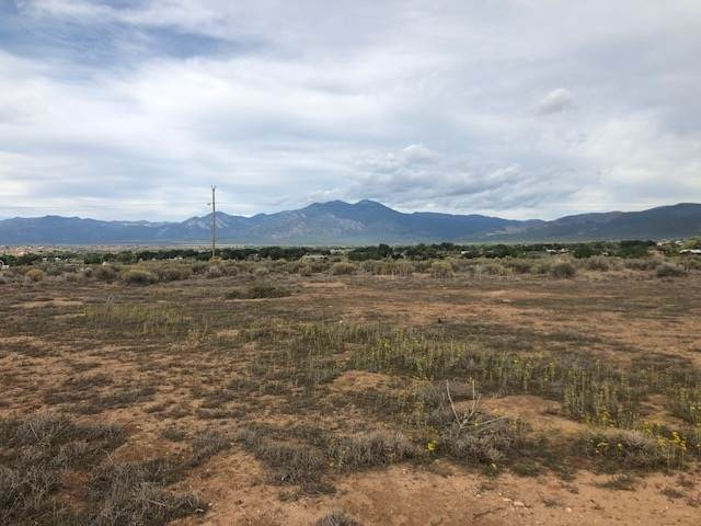 Tract  A Cuchilla Rd, Taos, NM 87571 (MLS #105834) :: Page Sullivan Group