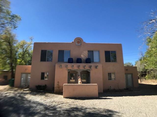 316 Don Fernando, Taos, NM 87571 (MLS #105995) :: Chisum Realty Group