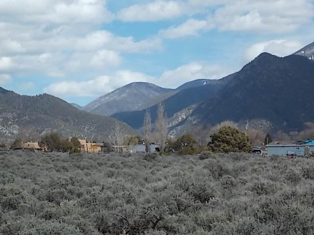 Tracts B1 n B6 Hondo Seco Rd, Taos, NM 87571 (MLS #106227) :: Page Sullivan Group