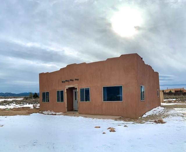 61 Las Tusas Road, Taos, NM 87557 (MLS #106305) :: Page Sullivan Group