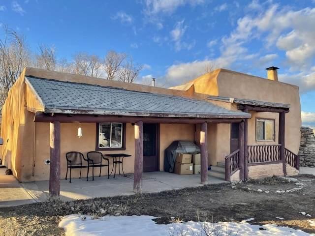 7246 Highway 518, Ranchos de Taos, NM 87557 (MLS #106318) :: Page Sullivan Group