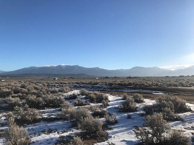 TBD Tract B1 Tune Drive, Arroyo Hondo, NM 87513 (MLS #106328) :: Page Sullivan Group