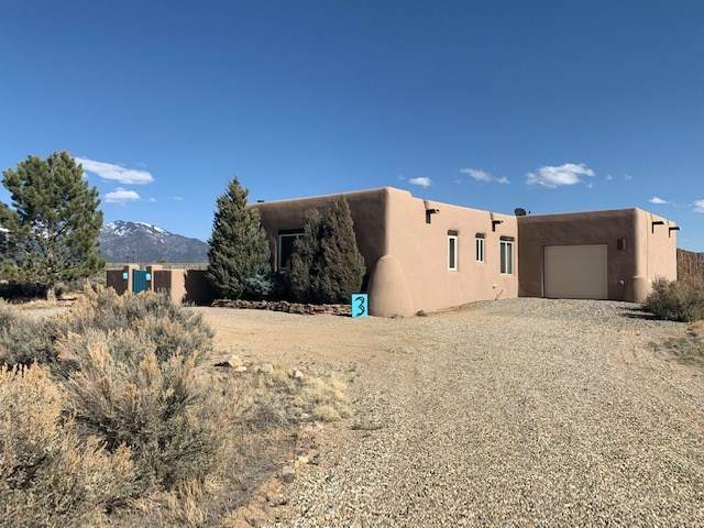 3 Alison Drive, Taos, NM 87529 (MLS #106586) :: Angel Fire Real Estate & Land Co.