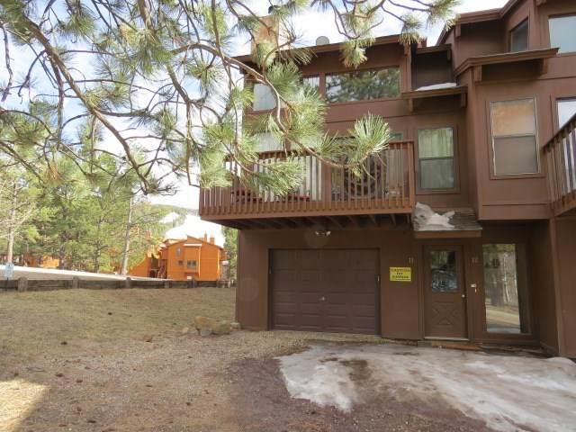 44 Mammoth Mountain Road, Angel Fire, NM 87710 (MLS #106651) :: Angel Fire Real Estate & Land Co.