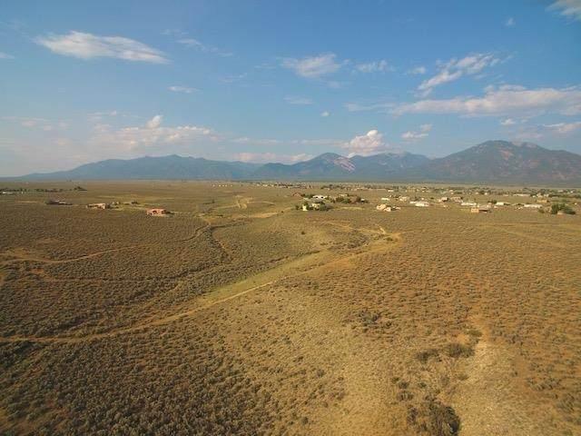 Us Highway 64 West, El Prado, NM 87529 (MLS #107399) :: Page Sullivan Group