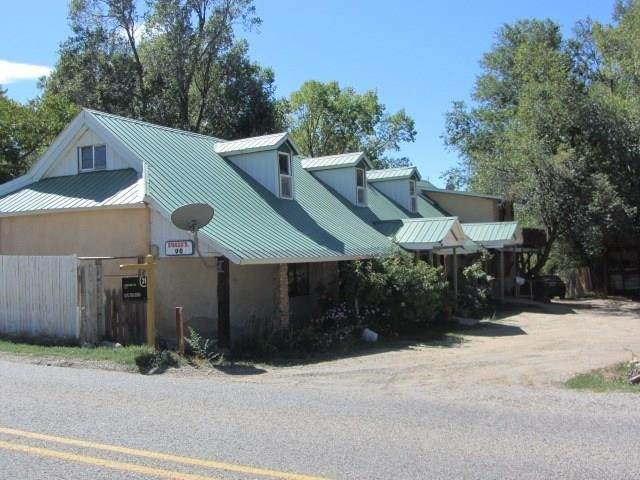 90 and 92 State Road 240, Ranchso de Taos, NM 87557 (MLS #107411) :: Page Sullivan Group