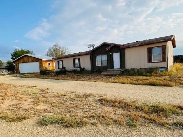 16 Camino Coyote, El Prado, NM 87529 (MLS #107832) :: Page Sullivan Group