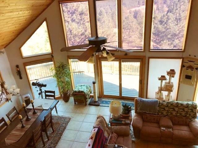 216 Via Del Rey, Angel Fire, NM 87710 (MLS #107937) :: Chisum Realty Group