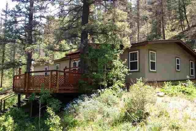 14 Camino Alto, Taos, NM 87571 (MLS #93680) :: Angel Fire Real Estate & Land Co.