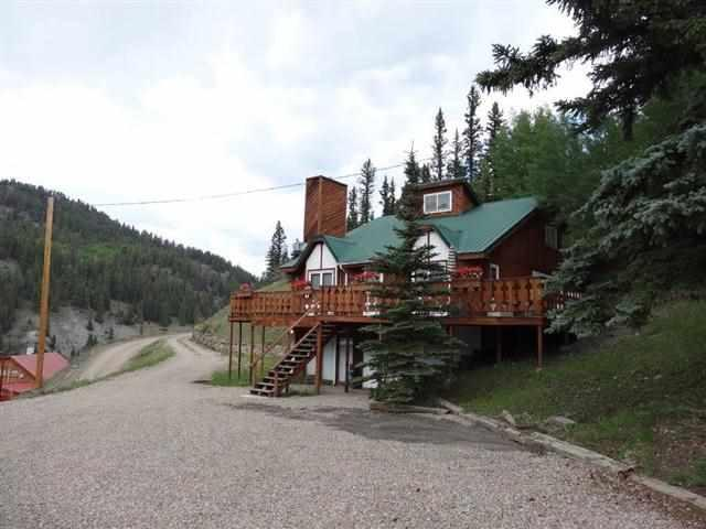 13 Valley Of The Pines Rd, Red River, NM 87558 (MLS #93954) :: Page Sullivan Group | Coldwell Banker Lota Realty