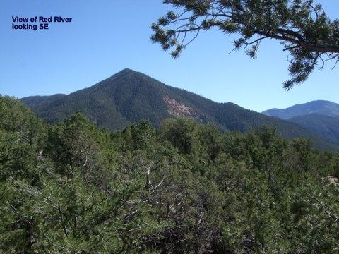 MVA Lot 16, Questa, NM 87556 (MLS #97035) :: The Chisum Realty Group