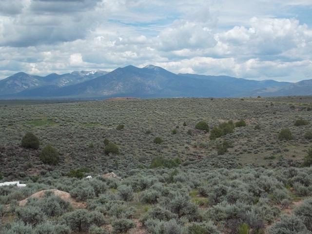 Lot 10 Paseo De La Barranca, Taos, NM 87571 (MLS #99515) :: The Chisum Realty Group
