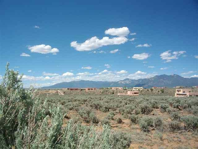 lot 57B Camino De Los Arroyos, Ranchos de Taos, NM 87557 (MLS #99851) :: The Chisum Realty Group