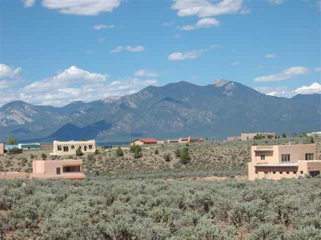 LOT 57D Camino De Los Arroyos, Vista Linda, NM 87557 (MLS #99852) :: The Chisum Realty Group