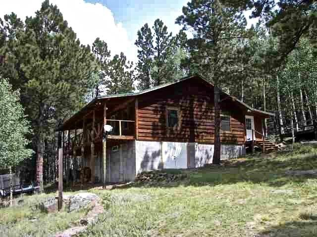 178 State Road 120, Angel Fire, NM 87710 (MLS #100176) :: The Power of Teamwork Group