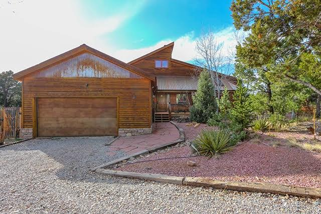 10 Canyon View Road, Valdez, NM 87580 (MLS #101429) :: Page Sullivan Group | Coldwell Banker Lota Realty