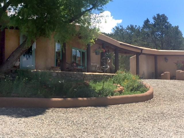 10 Sagebrush Trail, Taos, NM 87571 (MLS #101609) :: Page Sullivan Group | Coldwell Banker Lota Realty