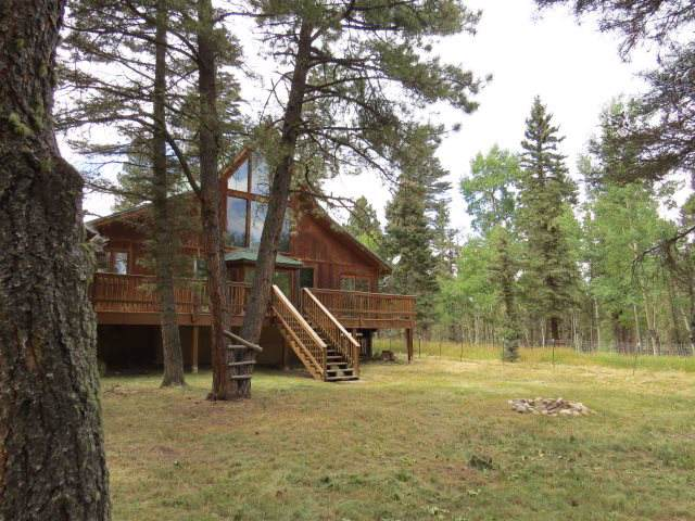 13 Mountain Lake Terrace, Angel Fire, NM 87710 (MLS #104063) :: The Chisum Realty Group