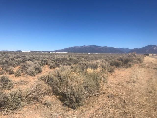Us 64 W, El Prado, NM 87529 (MLS #106123) :: Page Sullivan Group