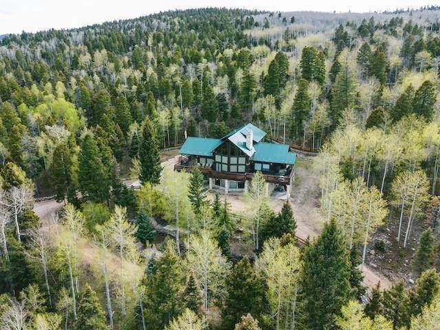90 Zia Rd, Angel Fire, NM 87710 (MLS #106952) :: Angel Fire Real Estate & Land Co.