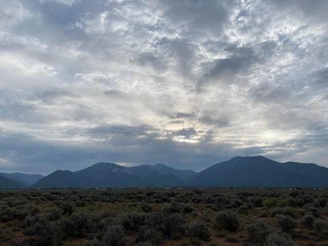 15 acres Buggy Road, Des Montes, NM 87514 (MLS #107534) :: Page Sullivan Group