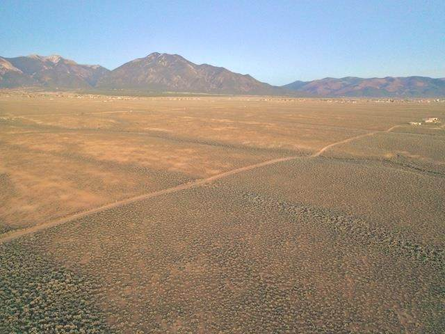 00 Mesa Sea Road Lot A, El Prado, NM 87529 (MLS #107935) :: Page Sullivan Group