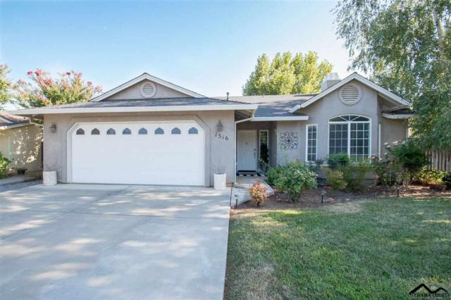 1316 Britt Lane, Red Bluff, CA 96080 (#20190997) :: Josh Barker Real Estate Advisors