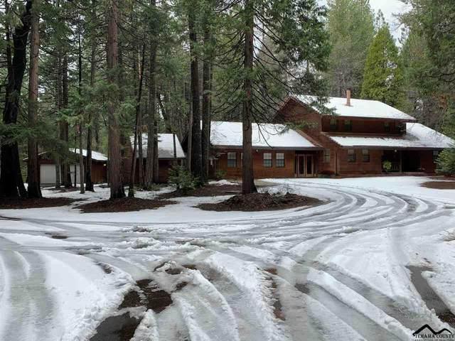 7758 Hidden Meadows Road, Shingletown, CA 96088 (#20200258) :: Wise House Realty