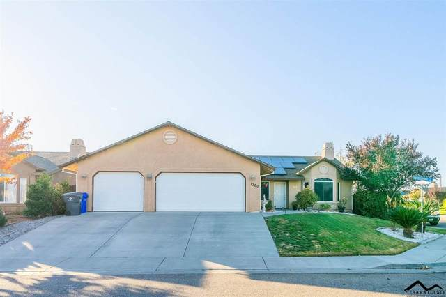 1300 Crosspoint Court, Red Bluff, CA 96080 (#20201030) :: Wise House Realty