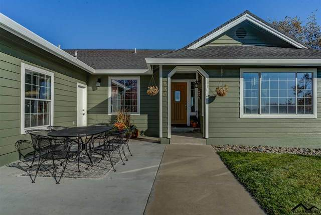 830 Terrace Drive, Red Bluff, CA 96080 (#20201031) :: Wise House Realty