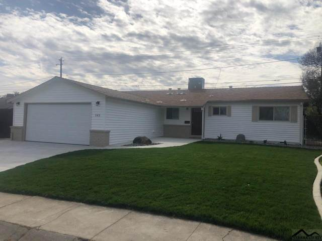545 Wernmark Drive, Red Bluff, CA 96080 (#20210254) :: Wise House Realty