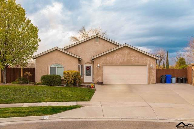 410 James Court, Red Bluff, CA 96080 (#20210260) :: Wise House Realty
