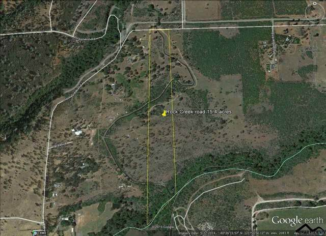 000 Rock Creek Road, Manton, CA 96059 (#20210512) :: Wise House Realty