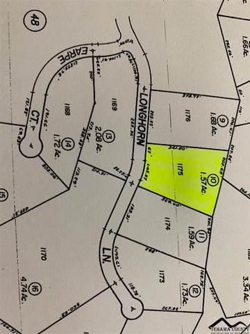 16378 Longhorn Lane, Corning, CA 96021 (#20210537) :: Wise House Realty