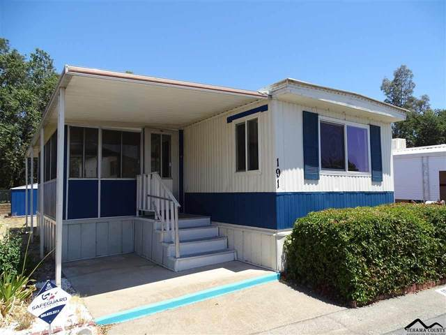 191 Casa Grande Drive, Red Bluff, CA 96080 (#20210621) :: Wise House Realty