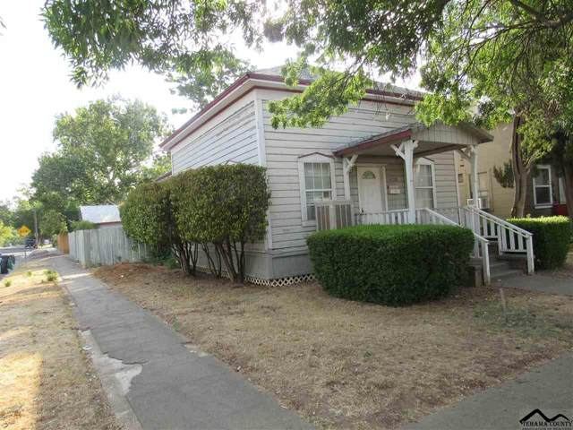 1158 Madison Street, Red Bluff, CA 96080 (#20210704) :: Wise House Realty
