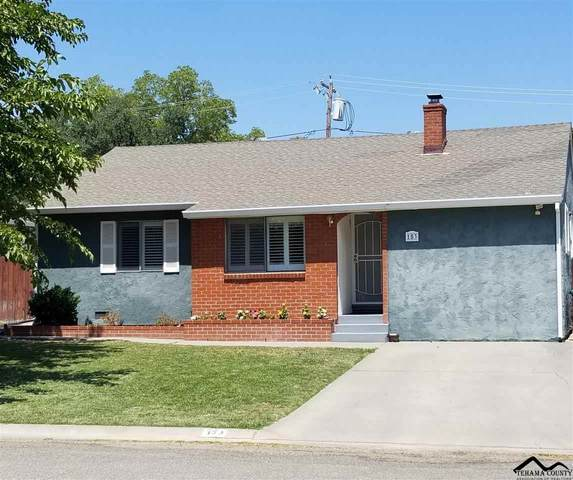 153 Beverley Avenue, Red Bluff, CA 96080 (#20210747) :: Wise House Realty