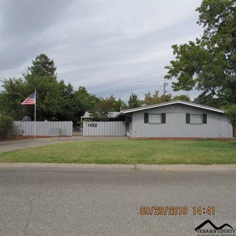 1450 Elva Avenue, Red Bluff, CA 96080 (#20191193) :: Wise House Realty
