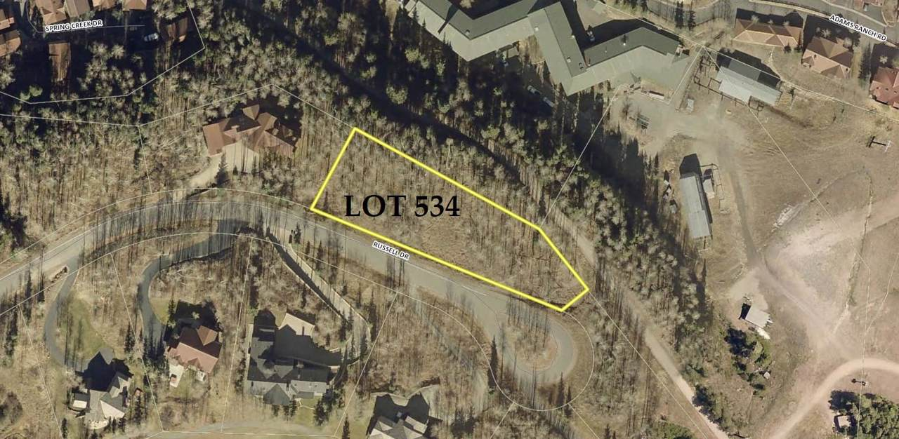 Lot 534 Russell Drive - Photo 1