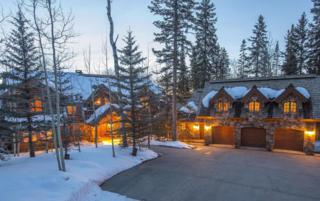 438 Benchmark Drive, Mountain Village, CO 81435 (MLS #34434) :: Nevasca Realty