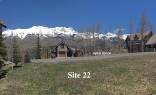 TBD Fairway, Mountain Village, CO 81435 (MLS #34540) :: Nevasca Realty