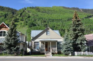526 W Colorado Avenue, Telluride, CO 81435 (MLS #34686) :: Nevasca Realty