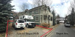 TBD Depot  A-1 Avenue, Telluride, CO 81435 (MLS #34334) :: Nevasca Realty