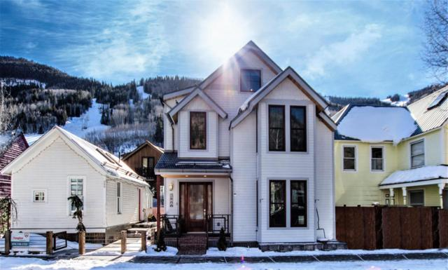 586 West Pacific Avenue #A, Telluride, CO 81435 (MLS #34634) :: Nevasca Realty