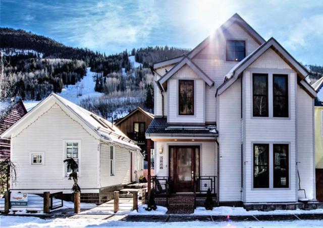 586 West Pacific Avenue #A, Telluride, CO 81435 (MLS #34634) :: Telluride Properties