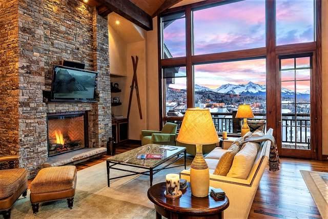 117 Sunny Ridge Place Penthouse #134, Mountain Village, CO 81435 (MLS #35774) :: Telluride Properties
