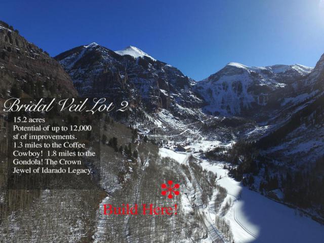 TBD Bridal Veil #2, Telluride, CO 81435 (MLS #33256) :: Nevasca Realty