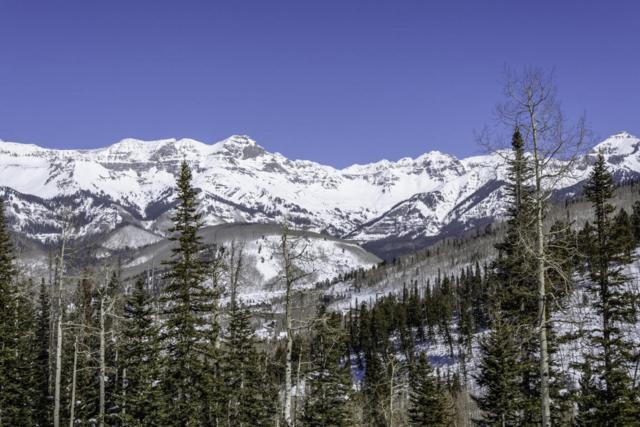 Lot 4 Cortina Drive #4, Mountain Village, CO 81435 (MLS #33317) :: Telluride Properties