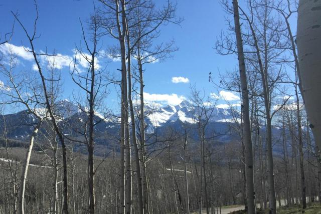 TBD Saddle Horn Lane #4, Telluride, CO 81435 (MLS #33699) :: Telluride Real Estate Corp.